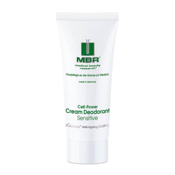 Cell-Power Cream Deodorant Sensitive - 50 ml - Biochange® Anti-Aging Body Care