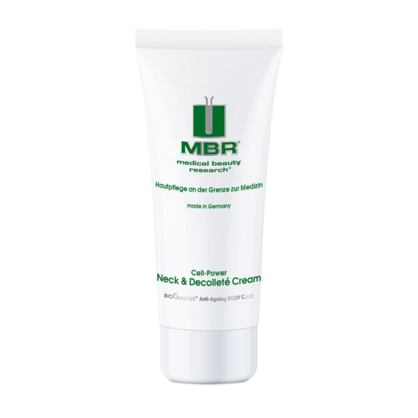Cell-Power Neck & Decolleté Cream - 100 ml - Biochange® Anti-Aging Body Care