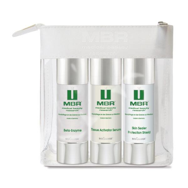 Travel Set Tissue Activator Serum - 3 x 0,1 oz. - Biochange®