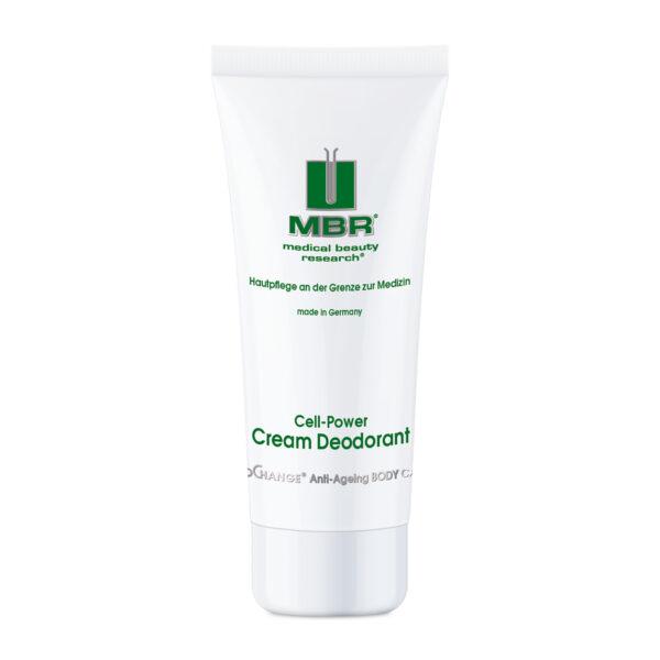 Cell-Power Cream Deodorant - 100 ml - Biochange® Anti-Aging Body Care